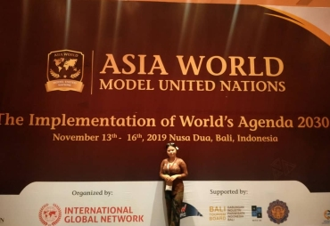Asia Word Model United Nations